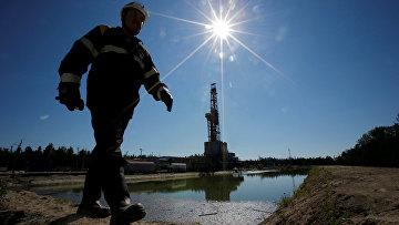 Нефтяное месторождение «Приразломная»