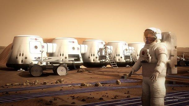 Миссия Mars One