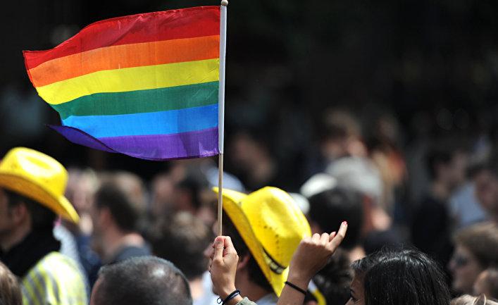 Флаг ЛГБТ-сообщества