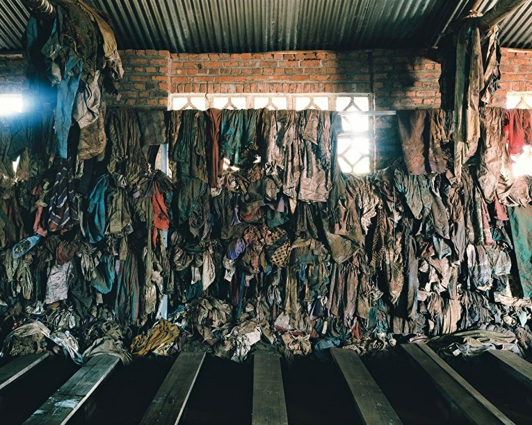 Места геноцида в Руанде