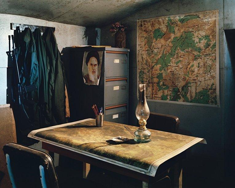 Музей Сопротивления «Хезболлы» в Млите, Ливан