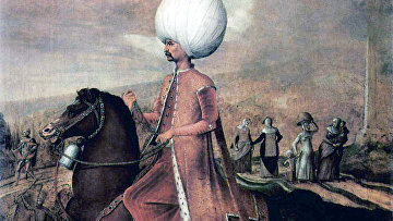 Султан Сулейман I Великолепный