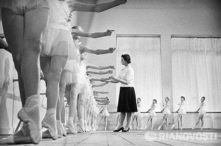 Путь в балет