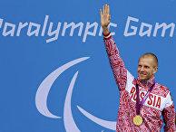 Паралимпиада - 2012. Плавание. Первый день