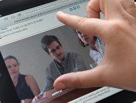 Сноуден хотел бы остаться в России