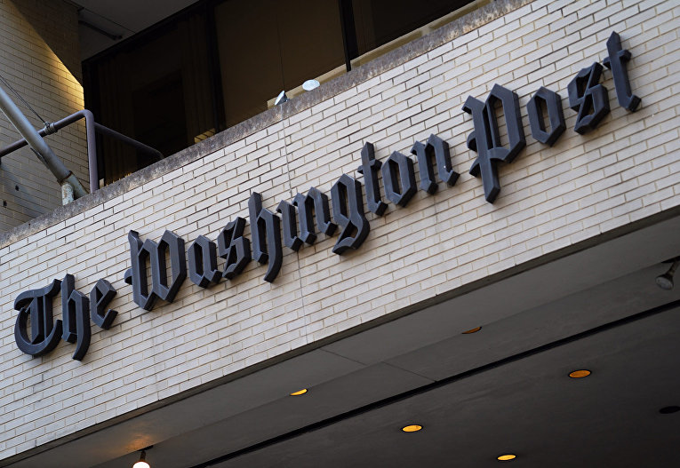 Штаб квартира Washington Post в США