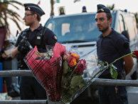 Ситуация в Ницце после теракта