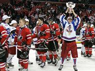 Хоккей. Молодежный ЧМ-2011. Финал. Матч Канада - Россия - 3:5