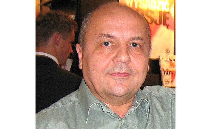 Писатель Виктор Суворов