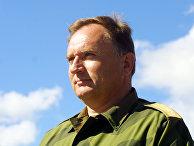 Бывший командующий вооруженными силами Норвегии Сверре Дисен
