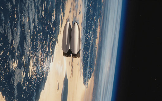 Межпланетная транспортная система SpaceX