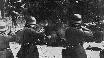 Вторая мировая война 1939-1945 годы