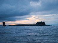 Многоцелевая атомная подводная лодка проекта «Ясень» К-560 «Северодвинск»