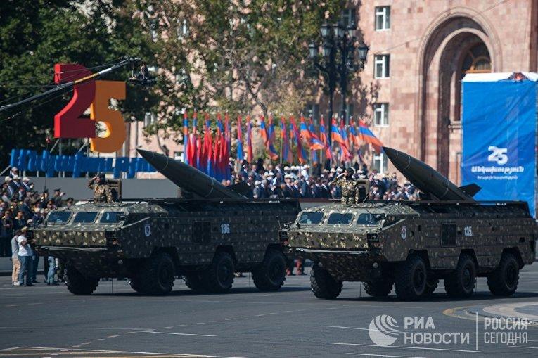 Парад в честь Дня независимости Армении