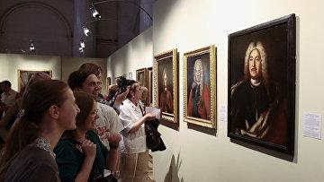 """Выставка """"Совершенная Виктория"""", посвященная 300-летию Полтавской битвы"""