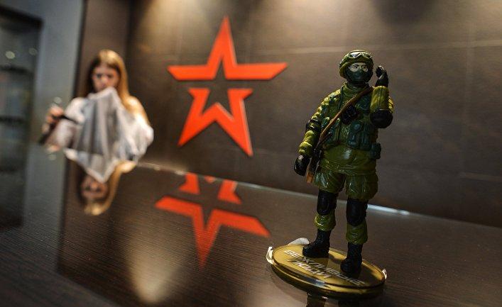 Продукция магазина «Армия России»