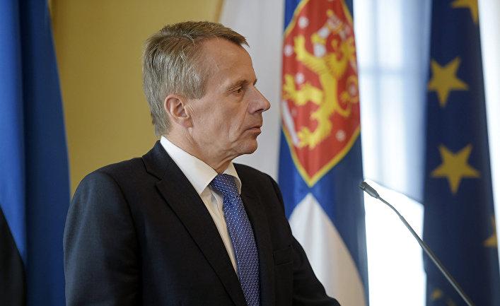 Министр иностранных дел Эстонии Юрген Лиги