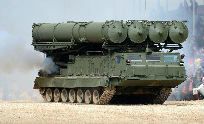 Зенитно-ракетных комплексов (ЗРК) С-300