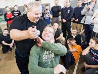 Мастер класс с основателем «Системы» Михаилом Рябко
