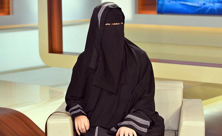 Ответственная по вопросам прав женщин «Исламского центрального совета Швейцарии» Нора Илли
