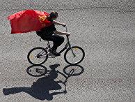 Велоспорт. Пять колец Москвы. Садовое кольцо