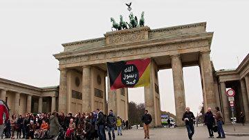 Добро пожаловать в Исламское государство Германии