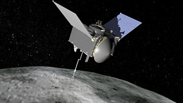 Робот-беспилотник НАСА