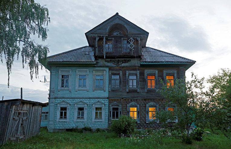 Дом в деревне Черевково, Архангельская область