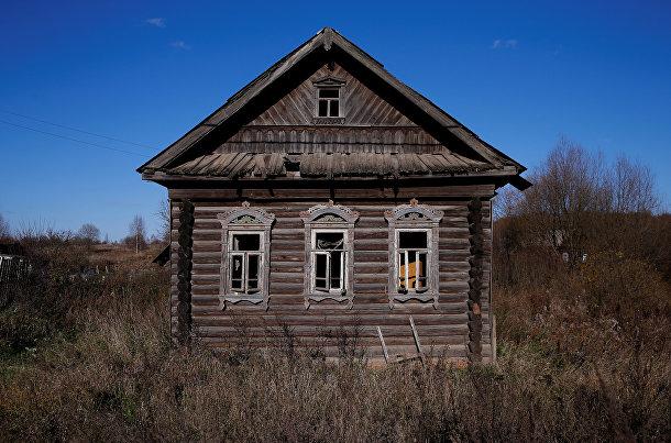 Дом в деревне Осурово, Ярославская область