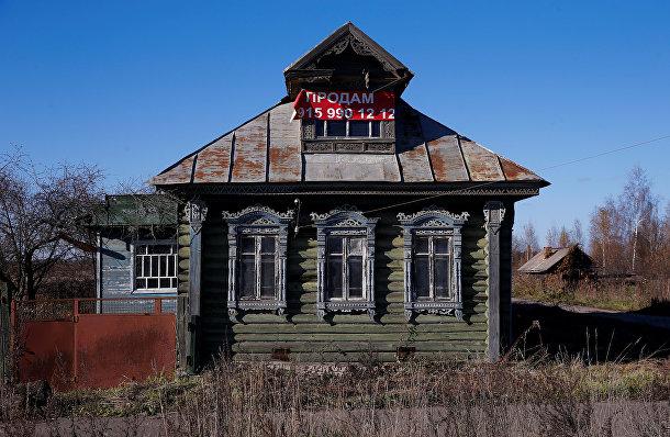 Дом в деревне Дертники, Ярославская область