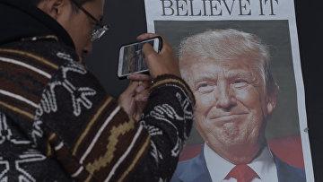 Реакция прессы на избрание Дональда Трампа президентом США
