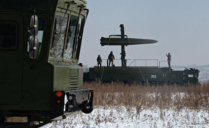 Тренировка ракетных и артиллерийских подразделений пятой армии ВВО в Приморском крае