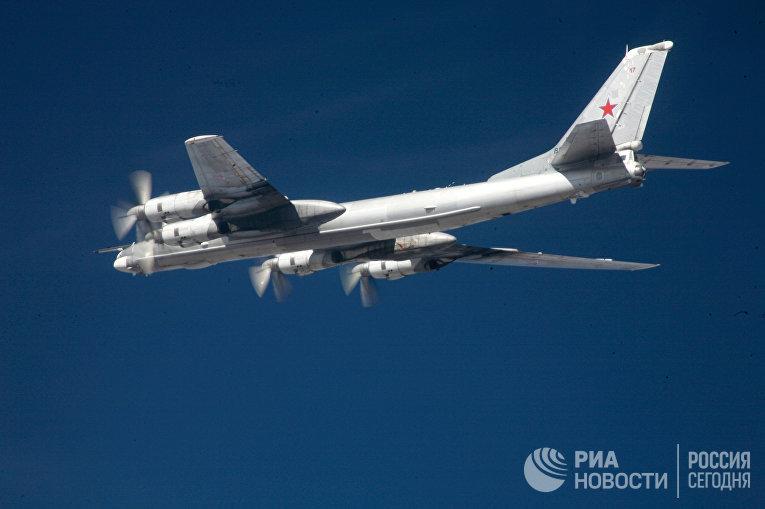 Боевые вылеты Дальней авиации ВВС РФ по объектам террористов в Сирии