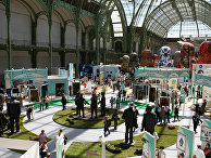 Российская национальная выставка в сфере технологий и инноваций в Париже