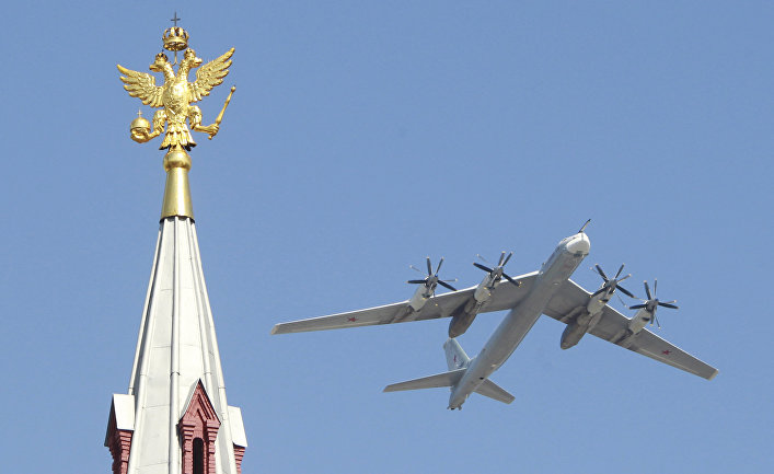 Военный парад, посвященный 65-летию Победы в Великой Отечественной войне
