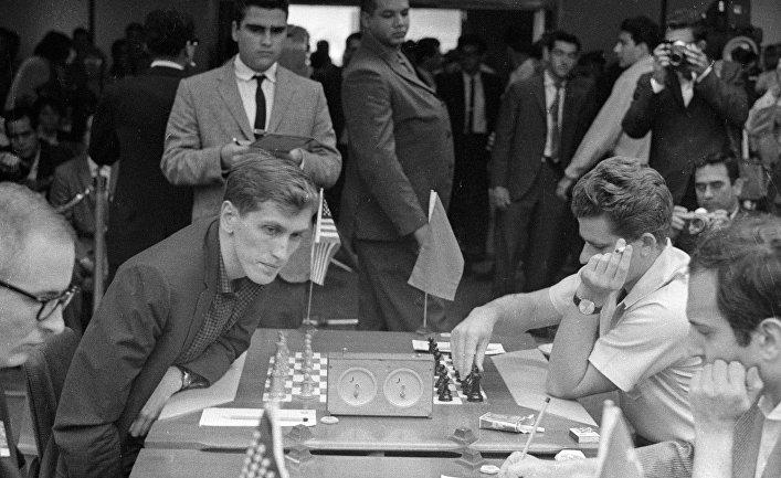 Шахматный матч СССР – США