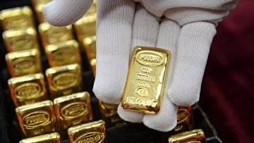 Открытие линии по производству банковских слитков на Екатеринбургском заводе