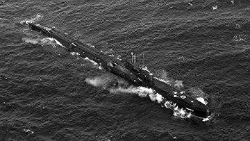 Советсакая атомная подводная лодка класса Эхо