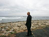 Президент России Владимир Путин посетил мыс Доброй надежды в ЮАР