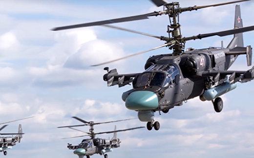 10 лучших ударных вертолетов мира