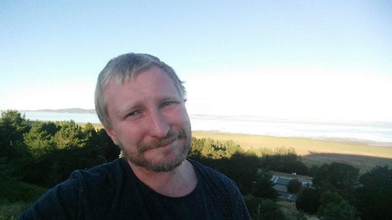 Австралиец Люк Бретт Мур, фото из социальных сетей