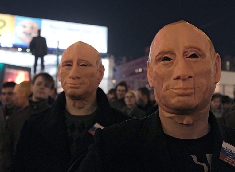 Акция в защиту 31-ой статьи Конституции прошла в Москве