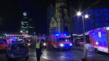 Трагедия на рождественском базаре в Берлине