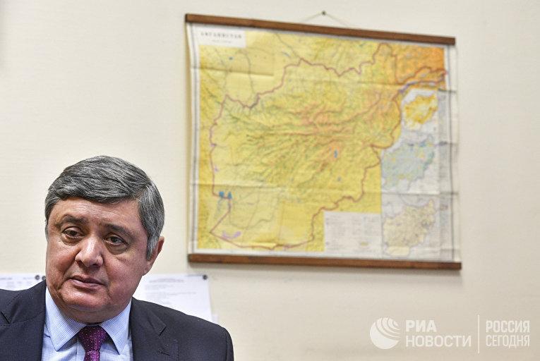 Интервью со спецпредставителем президента по Афганистану Замиром Кабуловым