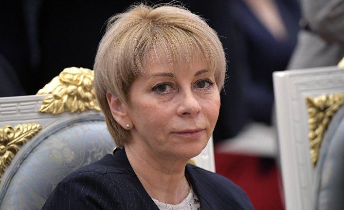 Директор организации «Справедливая помощь» Елизавета Глинка (Доктор Лиза)