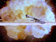 Кадр из фильма «Звёздные войны. Эпизод IV: Новая надежда»
