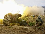 Артиллерия Украины