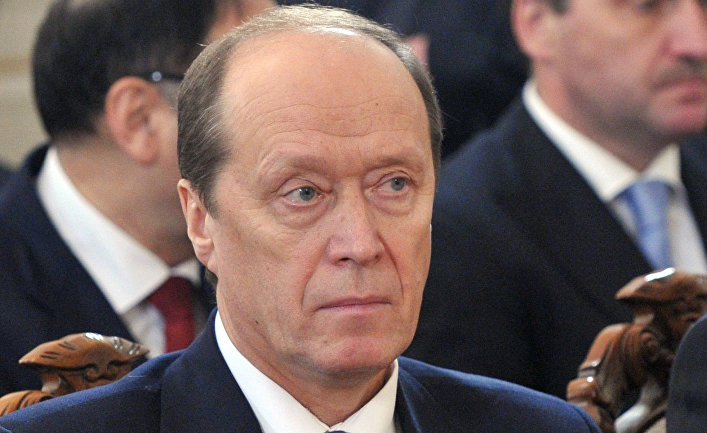 Чрезвычайный и Полномочный Посол РФ в Латвийской Республике Александр Вешняков, архивное фото