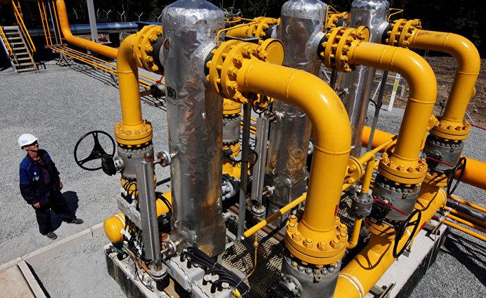 Строительство участка газопровода Сахалин-Хабаровск-Владивосток