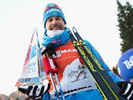 Сергей Устюгов стал победителем многодневной гонки «Тур де Ски»